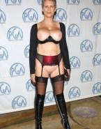 Jamie Lee Curtis Public Flashing Tits Porn 001