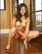 Jamie Lynn Sigler Panties Topless Naked Fake 001