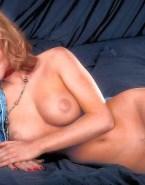Jane Krakowski Nude Breasts Fake 001