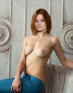 Jane Levy Breasts Topless Porn Fake 001