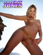 January Jones Tits Pussy Porn Fake 001