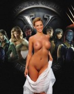 January Jones X Men Large Tits Xxx Fake 001