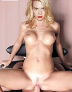 January Jones Tight Pussy Breasts Naked Sex Fake 001
