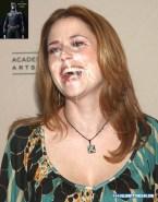Jenna Fischer Facial Cumshot Nudes 001