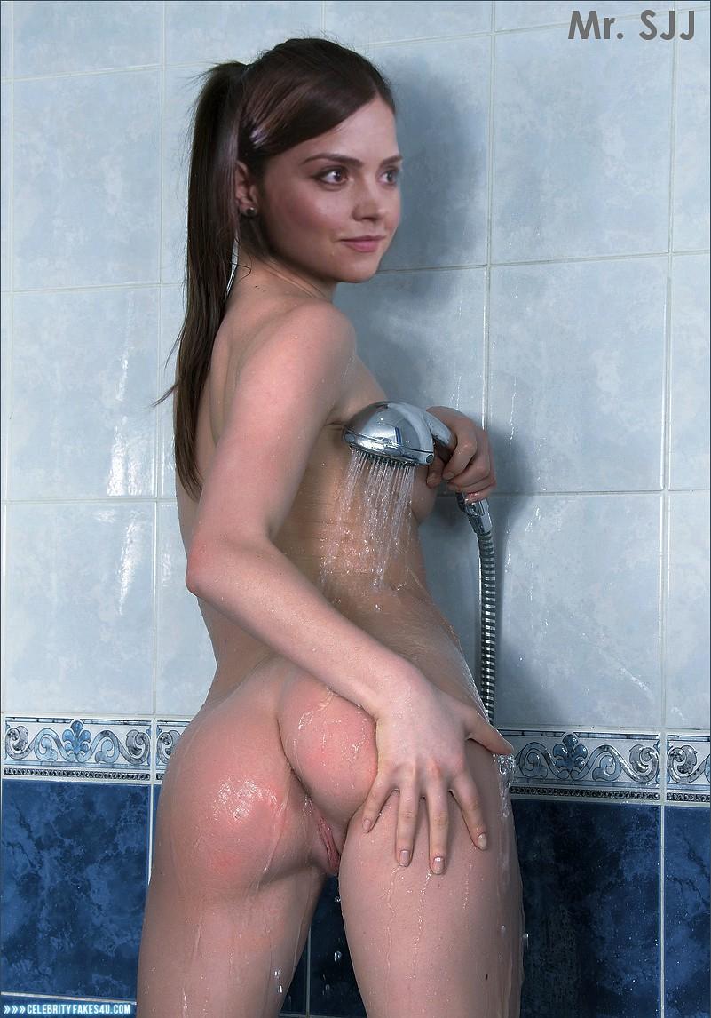 Nude jenna coleman