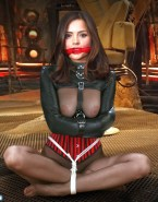 Jenna Louise Coleman Gagged Lingerie Xxx Fake 001