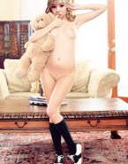 Jennette McCurdy Naked Tits Fake-005
