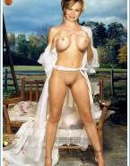 Jennie Garth Big Squeezing Tits Porn Fake 001