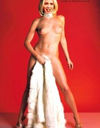 Jennie Garth Breasts Blonde Nsfw Fake 001