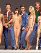 Jennie Garth Naked Body Breasts Fake 001