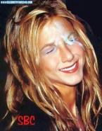 Jennifer Aniston Cum Facial Naked 001