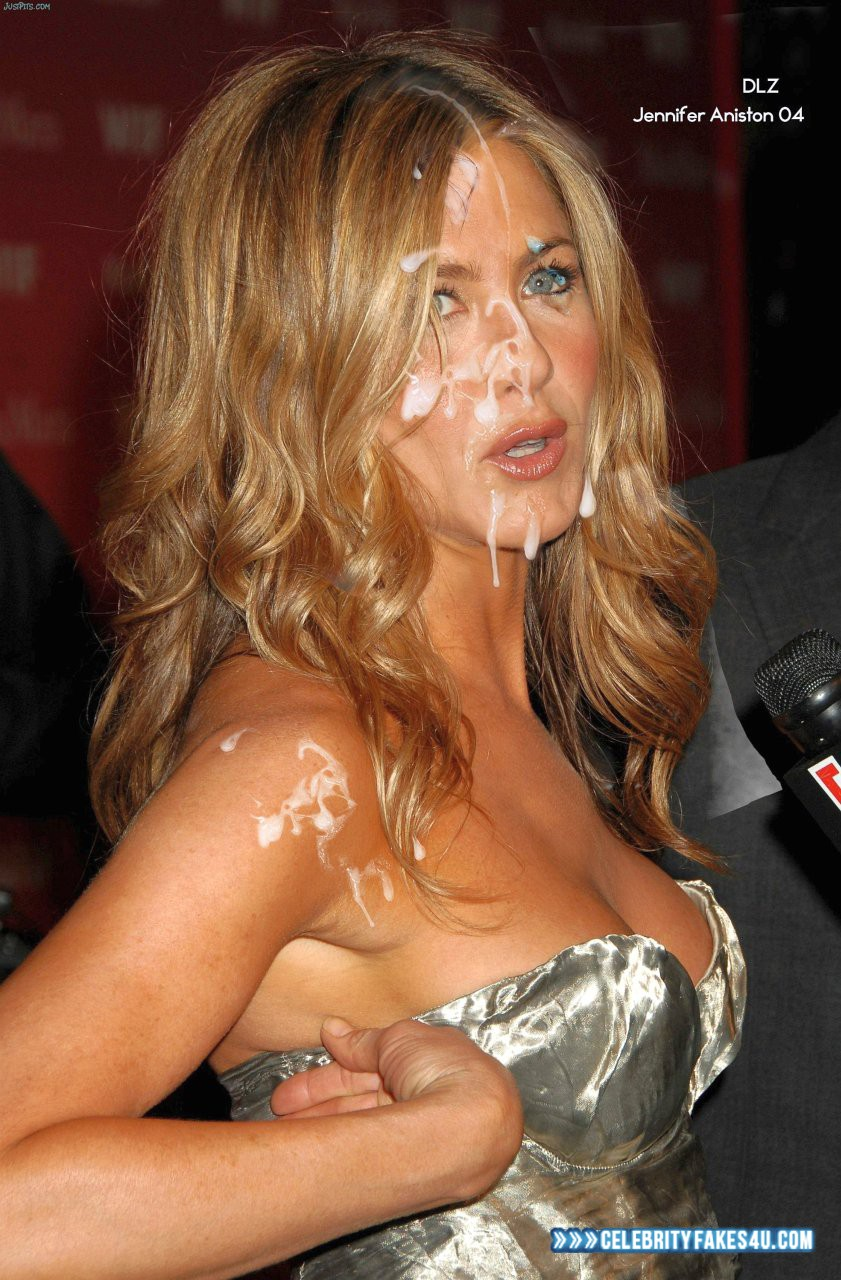 from Canaan jennifer aniston cum facial gage report