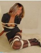 Jennifer Aniston Stockings Bondage Naked 001