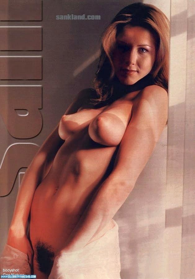 Jennifer Aniston Hairy Pussy