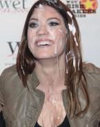Jennifer Carpenter Big Cumshot Facial Nudes 001