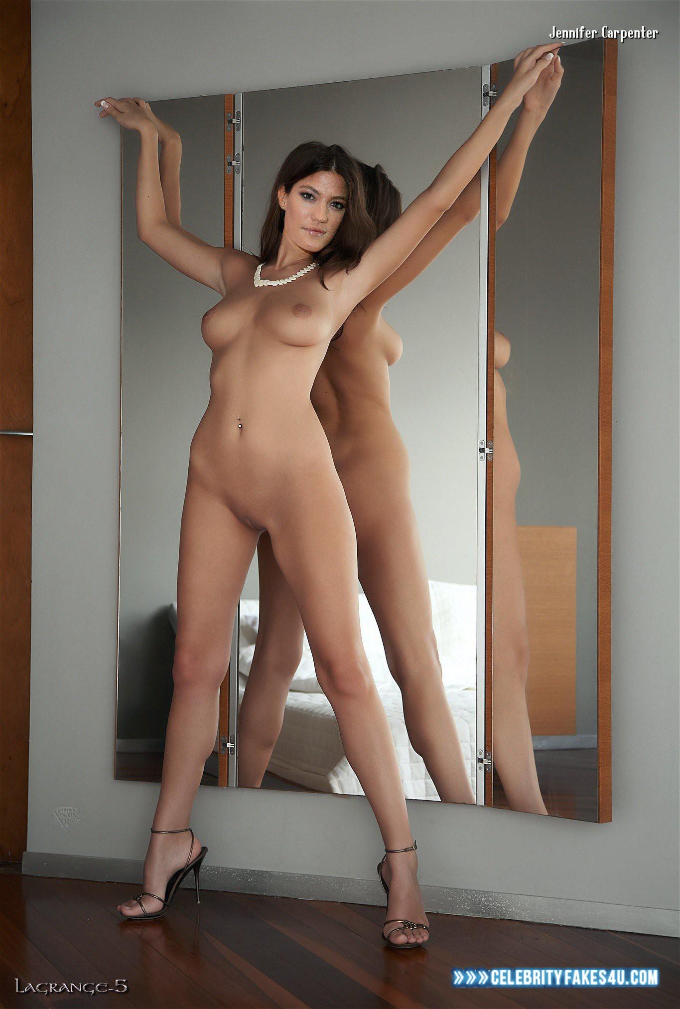 Carpenter nude