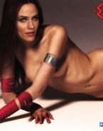Jennifer Garner Hairy Pussy Naked 001