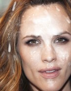 Jennifer Garner Horny Facial Cumshot Nudes 001