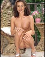 Jennifer Garner Pussy Pantieless Fakes 001