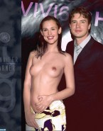 Jennifer Garner Topless Red Carpet Event Nudes 001