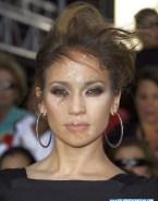 Jennifer Lopez Cumshot Facial Public 001