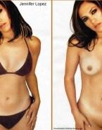Jennifer Lopez Small Tits Nude Body 001