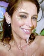 Jennifer Love Hewitt Big Facial Cumshot Porn 001