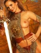 Jennifer Morrison Boobs Exposed Nudes 001