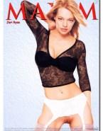 Jeri Ryan Magazine Cover Camel Toe Xxx 001