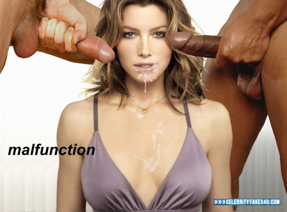 Jessica biel nude and fucked #9