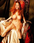 Jessica Chastain Big Tits Red Haired Nude Fake 001