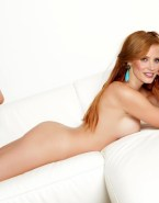 Jessica Chastain Nude Body Sideboob Fake 001