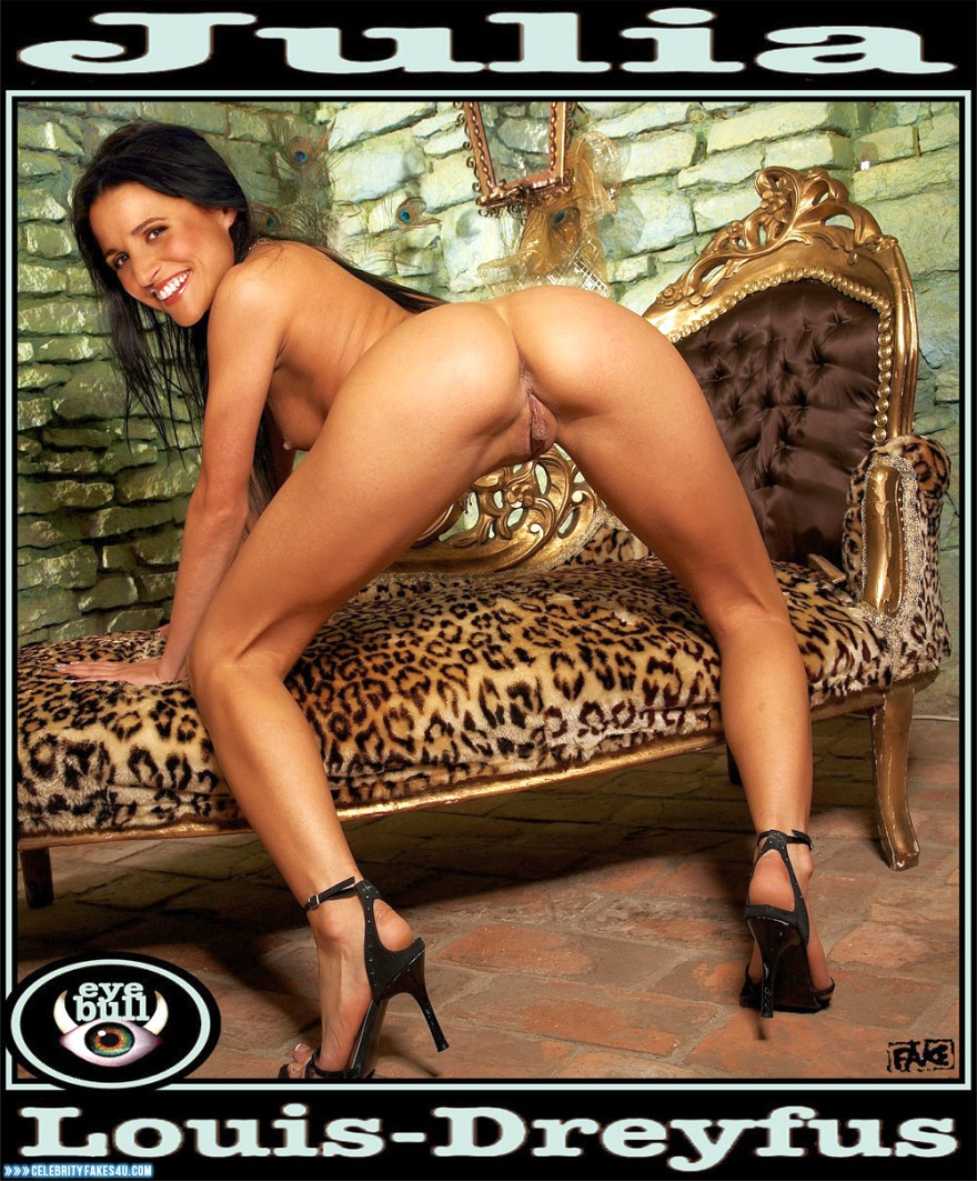 julia louis dreyfus nude pussy pix