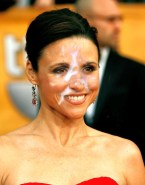 Julia Louis Dreyfus Public Facial Cumshot Nudes Fake 001