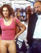 Julia Roberts Pantiless Public Naked 001