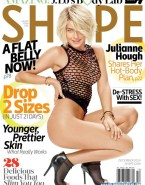 Julianne Hough Breasts Magazine Cover Nsfw Fake 001