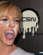 Julie Benz Cumshot Facial Loves Drinking Cum Nsfw 001