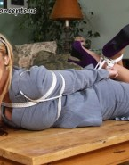 Kaley Cuoco Bondage Nsfw Fake 001