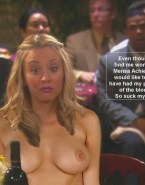 Kaley Cuoco Breasts Big Bang Theory Nude Fake 005