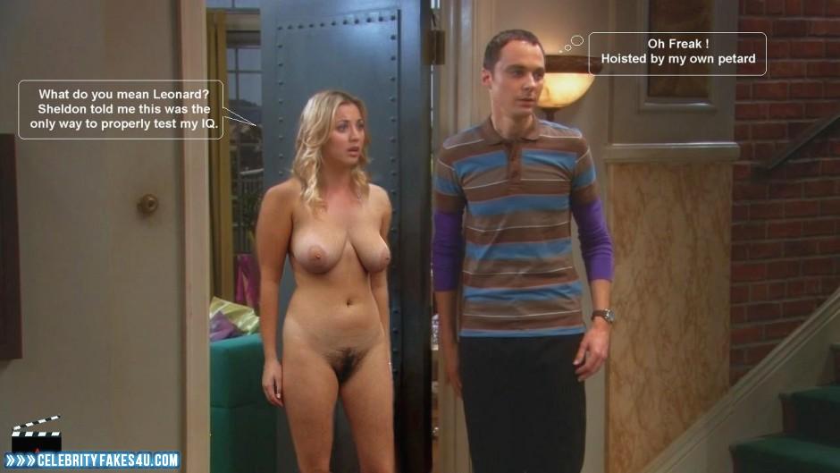 Big bang nude