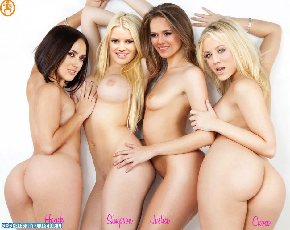 Built large ladies nude