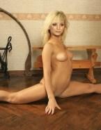 Kaley Cuoco Tits Blonde Nsfw Fake 001