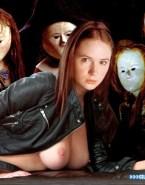 Karen Gillan Boobs Doctor Who Fake 002
