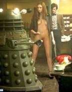 Karen Gillan Breasts Doctor Who Nude Fake 001