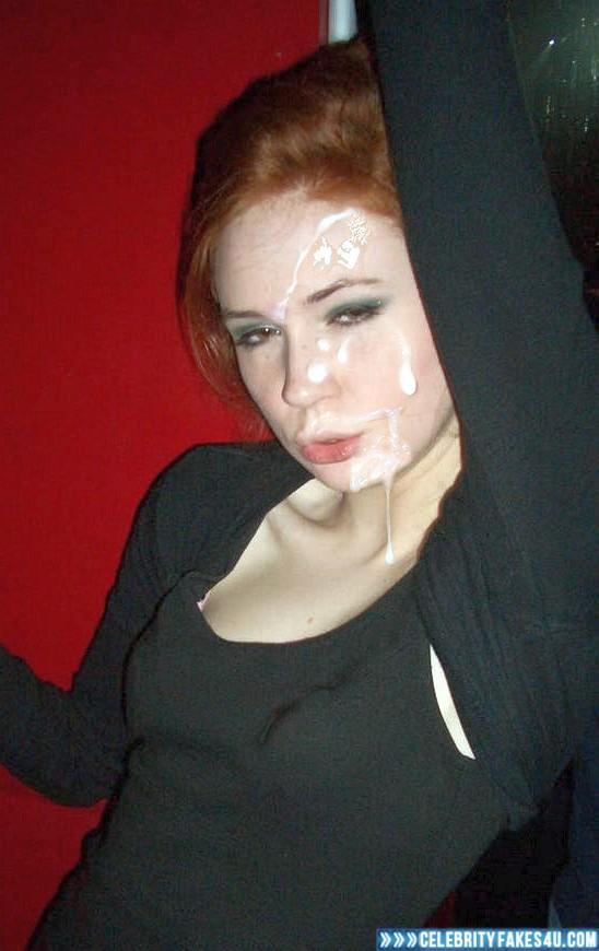 Karen Gillan Homemade Cumshot Facial Porn Fake 001 ...