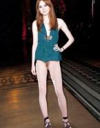 Karen Gillan Legs Pantieless Naked Fake 001
