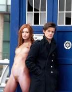 Karen Gillan Naked Body Doctor Who Fake 004