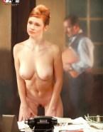 Karen Gillan Nice Tits Doctor Who Nude Fake 001