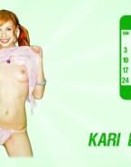 Kari Byron Boobs Flash Panties Nude Fake 001