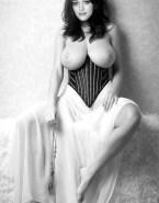 Kat Dennings Huge Tits Porn Fake 001